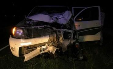 Carlos Casares: La Policía confirmó que la camioneta que mató al chico había invadido el carril