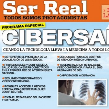 El hospital de Bolívar; mañana por Crónica TV