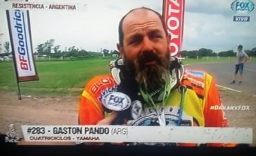 Dakar 2017: Gastón Pando completó la primera etapa