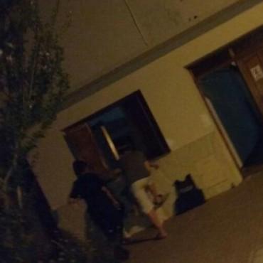Urgente: en pleno centro fue detenido un hombre que circulaba armado