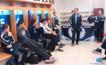 Personal Bolívar volvió a los entrenamientos y piensa en los objetivos que vienen