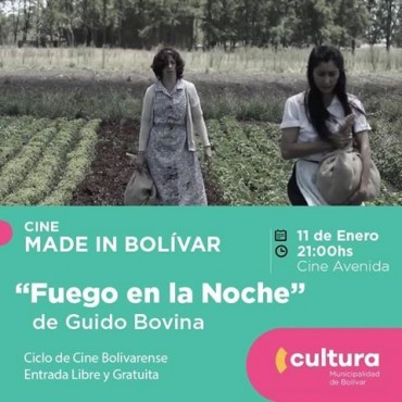 'Cine Made In Bolívar' llega al Cine Avenida