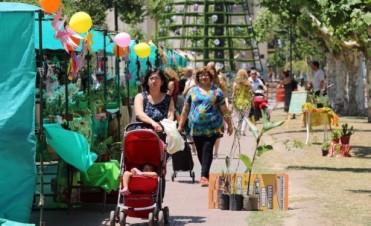 La Feria Verde estará también los viernes en el Centro Cívico