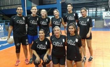Torneo Mixto de Cestoball: Avanza con excelentes partidos
