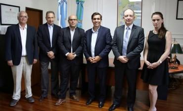 Grupo filipino analiza invertir US$ 150 millones en Puerto bonaerense