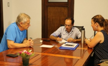 Pablo Bergonzelli se suma como asesor de la gestión