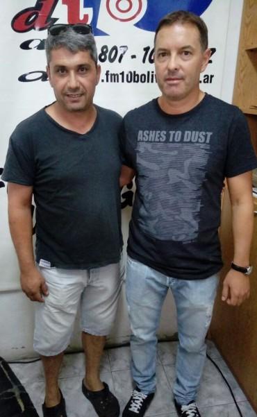 Casariego entrenará desde febrero en el predio del Club Talleres