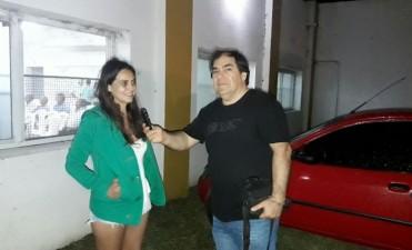 Silvina Fogel participó con su 'Escuela de Tres Lomas' en el Festival de Boxeo de Urdampilleta