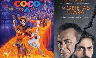 El Cine Avenida te trae Las grietas de Jara y COCO (3D)
