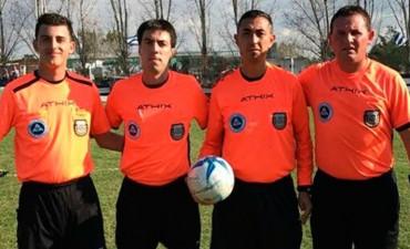 Se conocieron los árbitros para el Partido Homenaje a Ortega