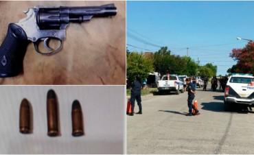 Barrio Latino y Los Zorzales: tenencia ilegal de armas, amenazas agravadas y lesiones