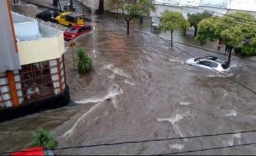 Siete muertes por el temporal de lluvias en Córdoba