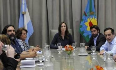 Educación: Vidal busca destrabar la paritaria bonaerense
