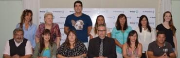 Se presentó el equipo de trabajo de la Secretaría de Desarrollo Humano, Cultura y Deporte