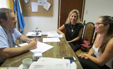 La Municipalidad de Bolívar comparte experiencias con otros municipios