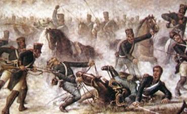 ASOCIACION CULTURAL SANMARTINIANA DE BOLIVAR: Aniversario del combate de San Lorenzo