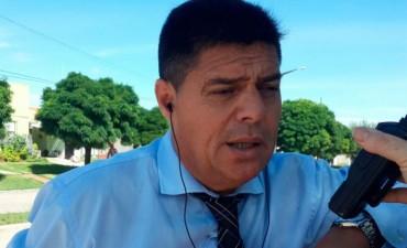 """Sergio Roldan: """"Decidimos junto a la familia que Lucas Díaz se ponga 'a derecho', en cumplimiento de la orden judicial"""""""