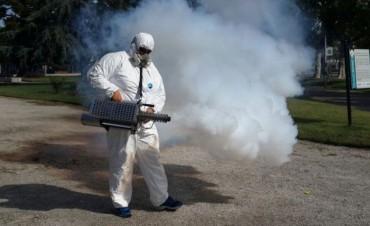 Se aplicará un cronograma de fumigación en barrios y planta urbana