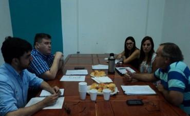 La Cámara Comercial e Industrial de Bolívar y la Municipalidad trabajan en la presentación de un programa de desarrollo productivo local