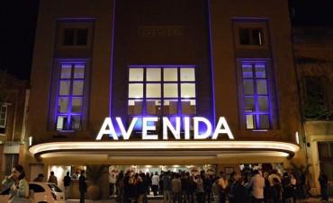 El INCAA eligió al Cine Avenida para hacer un spot que se verá en todo el país y en Francia
