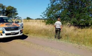 Informe del CPR: Recuperaron una vaquillona en la zona rural