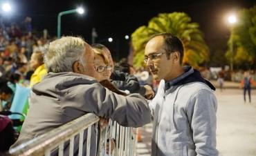 Marcos Pisano: 'La sociedad necesita distracción y un momento de felicidad con familia y amigos'