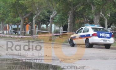 Un hombre se quitó la vida en Plaza España