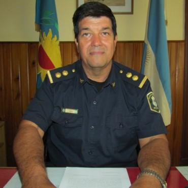 Entrevista al Jefe Distrital Darío Giménez: Cómo quedó la Policía local después de los cambios