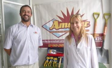 La Escuela de Educación Especial Nº501 recibió donaciones de AMACAR