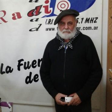 """Abel González: """"Haremos una marcha simbólica con 17 hombres de a caballo, hacia Navarro, que cumple 250 años de vida"""""""