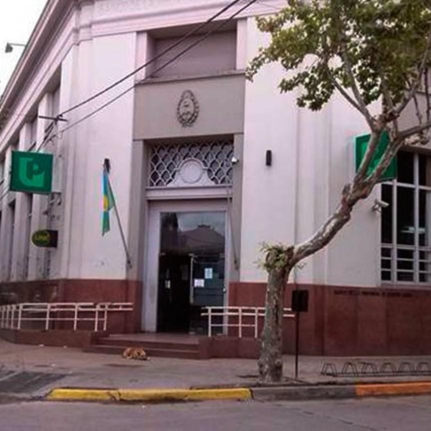 Banco Provincia renueva su sucursal en Bolívar