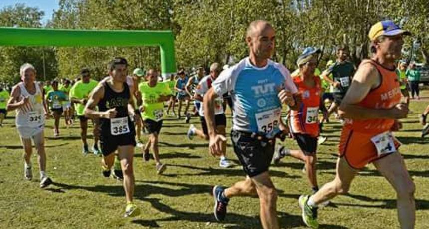 Atletismo: Hubo actividad en Blanca Grande organizada por 'Proyectar por los Pueblos'