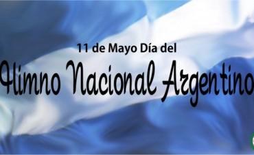 Hoy se celebra el día del Himno Nacional Argentino