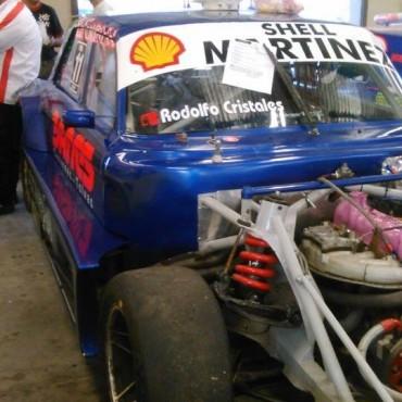 SUPERCAR: La segunda final fue para el auto que prepara Luis Mori