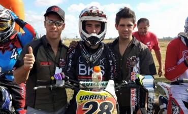 MX del Norte: Buenas actuaciones del equipo Rp Racing Team Bolívar