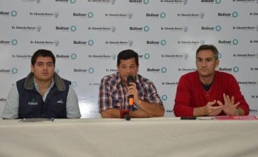 Anunciaron un torneo internacional de Pelota a Paleta en Bolívar
