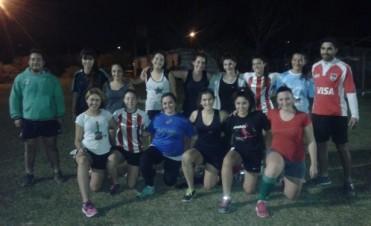 """Rugby Femenino: """"Seguimos invitando las jóvenes para que se sumen"""""""