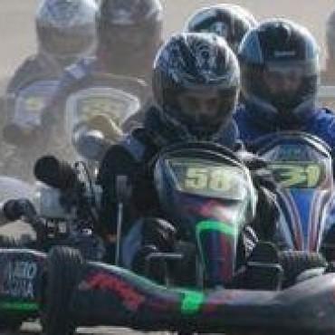 Se suspendió la competencia de Karting del Centro