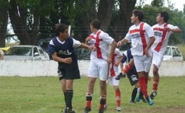 Se jugó la primera fecha del Fútbol Rural Recreativo