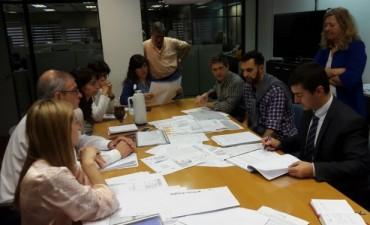 La Municipalidad continua gestionando obras de PROMEBA IV
