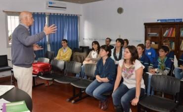 Se desarrolló una capacitación sobre diagnóstico y prevención de Cáncer de Colon en Cibersalud