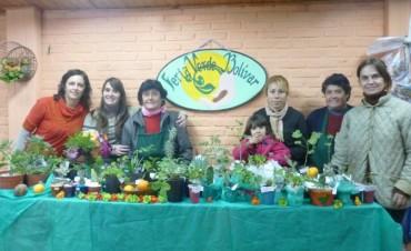 La 'Feria Verde' presente en la Expo 'Hecho en Bolívar'