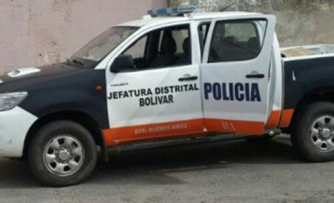 Sub DDI: Investigan 'Entradera' en Barrio 'La Ganadera'