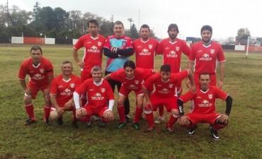 Fútbol Senior: Se jugó una nueva fecha de la categoría 'Menores'