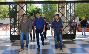 COSTARÁ CASI $3,5 MILLONES: El Intendente presentó la puesta en valor del cementerio