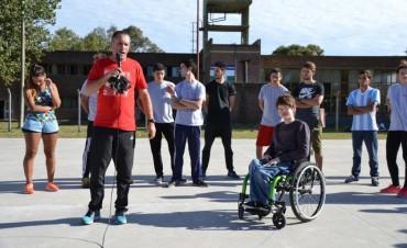 Running: El entrenador de la selección de atletismo pc brindará una charla