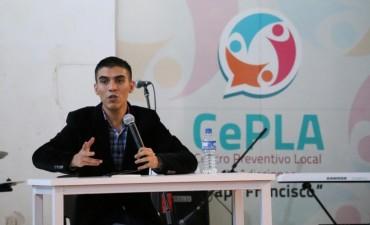 'MI CARA, MI ROPA, MI BARRIO NO SON DELITO': Se llevó a cabo una jornada contra la violencia institucional en el CEPLA
