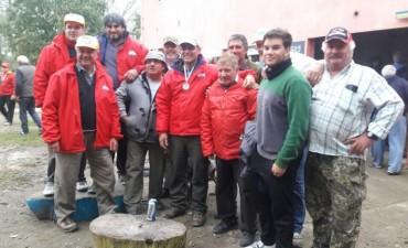 CLUB DE PESCA LAS ACOLLARADAS: Martín Moreno ganador del Provincial de Pesca en la laguna Blanca Grande