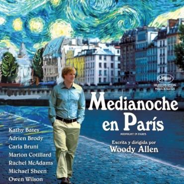 CICLO MIRADAS II: 'Medianoche en París' este miércoles por la noche en el Avenida