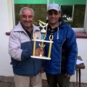 PESCA: Este fin de semana se disputó el 5° y 6° Concurso del Ranking en la Laguna Las Acollaradas
